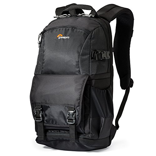 Lowepro Fastpack BP 150 AW II – A Travel-Ready Backpack for DSLR and 11″ Laptop and Tablet