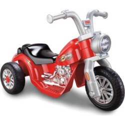Power Wheels Lil' Harley Ride-On by Fisher-Price, Multicolor