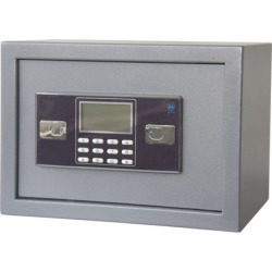 Stalwart Electronic Digital Gun and Valuables Safe, Grey
