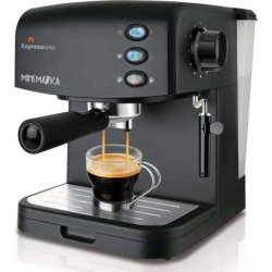 Espressione Minimoka Espresso Machine, White