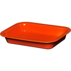 Fiesta 9 x 13 Baking Dish, Orange