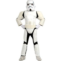 Star Wars Stormtrooper Kids' Special Edition Costume Medium (7-8), Kids Unisex, Size: M(7-8), Variation Parent