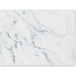 Fox Run Marble Pastry Board, White