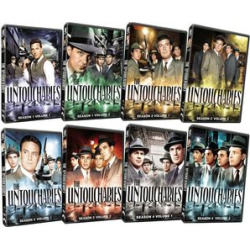 The Untouchables: Complete Series Pack