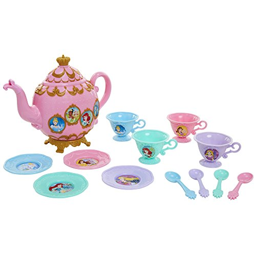 Disney Princess Royal Story Time Tea Set Pretend Play Toys