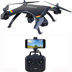 Polaroid 2900 Camera Drone, Black