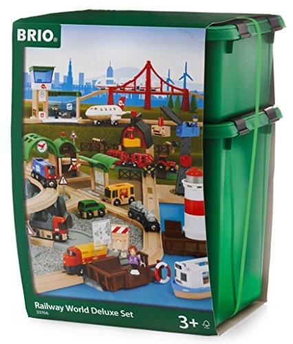 Brio Railway World Deluxe Set