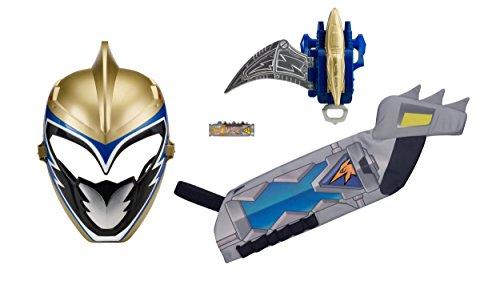 Power Rangers Dino Super Charge – Ranger Hero Set, Gold