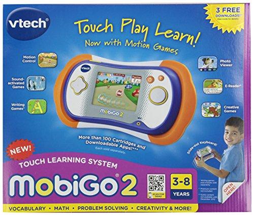 VTech MobiGo 2 Touch Learning System – Orange