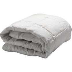 AllerEase Allergen Barrier Down Alternative Comforter – White (Full/Queen)