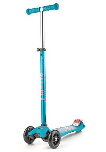 Micro Maxi Deluxe Scooter – Aqua