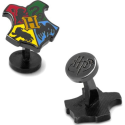 harry potter hogwarts shield cuff links mens multicolor - Allshopathome-Best Price Comparison Website,Compare Prices & Save