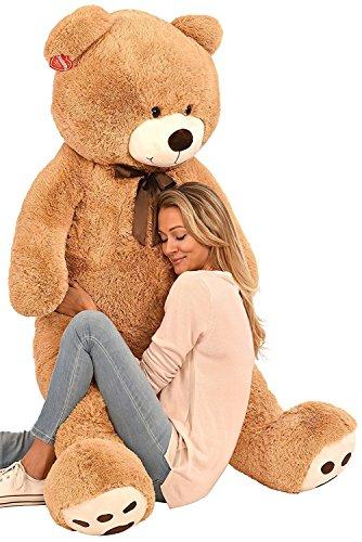 Kangaroo's Jumbo 5 Foot Stuffed Teddy Bear Plush Toy