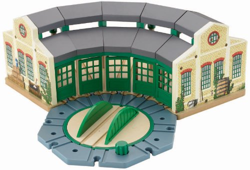 Thomas & Friends Fisher-Price Wooden Railway, Tidmouth Sheds