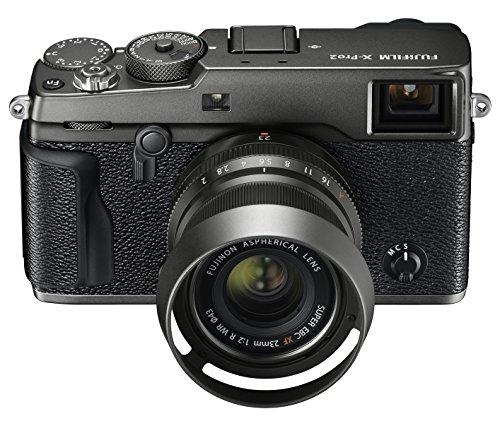 Fujifilm X-Pro2 Mirrorless Digital Camera + XF23mmF2 R WR Kit – Graphite