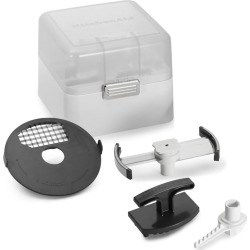 KitchenAid Food Processor Attachment Accessory Kit, Multicolor