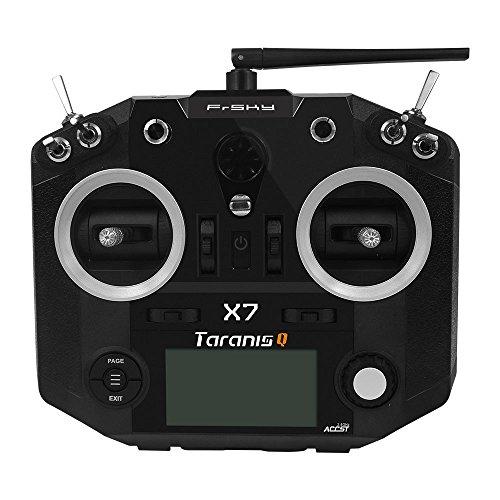FrSky 2.4G ACCST Taranis Q X7 16 Channels Transmitter Black