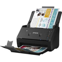 Epson WorkForce ES-500W Wireless Duplex Document Scanner B11B228201
