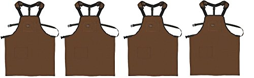 Bucket Boss Bucket Boss 80300 Duckwear SuperShop Apron (4-Pack)