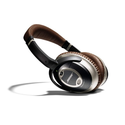Bose QuietComfort 15 Acoustic Noise Cancelling Headphones – Limited Edition (Discontinued by Manufacturer)