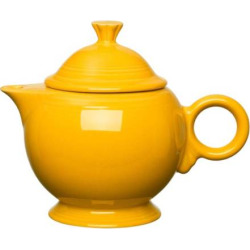Fiesta Teapot, Yellow