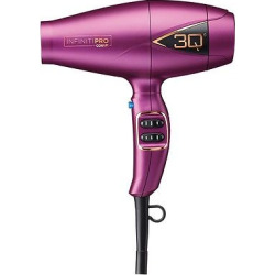 Conair Infiniti Pro 3Q Compact Electronic Brushless Motor Styler- Purple