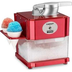 cuisinart snow cone maker red scm 10 - Allshopathome-Best Price Comparison Website,Compare Prices & Save