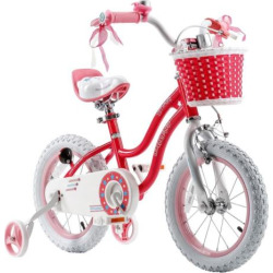 Royalbaby Stargirl 14-in. Bike – Girls, Pink