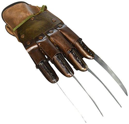 neca nightmare on elm street 3 dream warriors freddy krueger glove prop replica - Allshopathome-Best Price Comparison Website,Compare Prices & Save