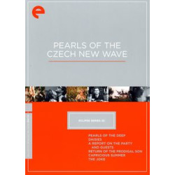 Pearls of Czech New Wave (Criterion Collection – Eclipse Series 32)