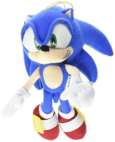 Great Eastern Entertainment Sonic the Hedgehog Mini 7.75″ Plush