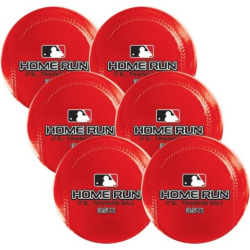 Franklin Sports 6-pk. MLB Homerun Training Balls, Multicolor