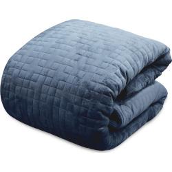 Altavida 15-Pound Weighted Blanket, Blue