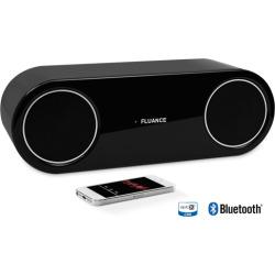 Fluance Fi30 High Performance Wireless Bluetooth Wood Speaker System with aptX Enhanced Audio