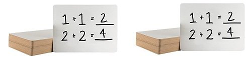 Norwood Commercial Furniture.. Dry Erase Lapboards, White, NOR-CID1045-24 (Pack of 24) (2-(Pack))