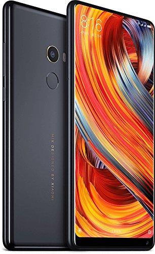 Xiaomi Mi Mix 2 64GB Black, Dual Sim, 5.99″, 6GB RAM, GSM Unlocked Global Model, No Warranty