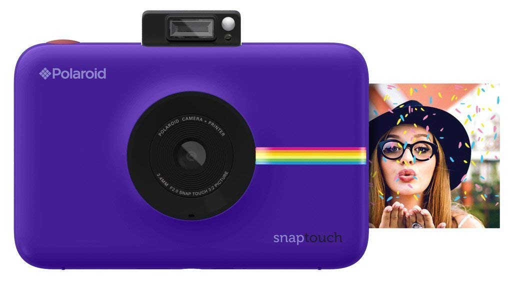 polaroid snap touch portable instant print digital camera with lcd - Allshopathome-Best Price Comparison Website,Compare Prices & Save