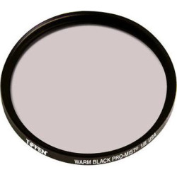 Tiffen 138mm Warm Black Pro-Mist 1/8 Filter 138WBPM18