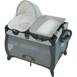 Graco Quick Connect with Portable Napper Playard – Teddy