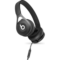 Beats by Dr. Dre Beats EP On-Ear Headphones with Mic – Black