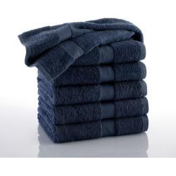 Martex Commercial 6-pk. Solid Bath Towels, Black