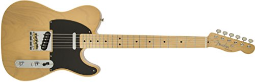 Fender Classic Player Baja Telecaster, Maple Fretboard – Blonde