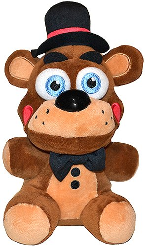 Officially Licensed Five Nights At Freddy's 6″ Limited Edition Toy Freddy Plush Doll