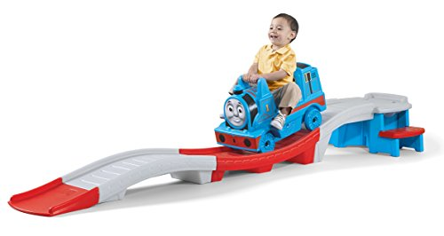 Nickelodeon Step2 Thomas the Tank Engine Up and Down Roller Coaster
