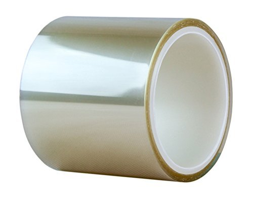 TIERRAFILM Cake Collar, Chocolate and Cake Decorating Acetate Sheet CLEAR ACETATE ROLL – Various Sizes (3″ x 328 feet 125 micron)