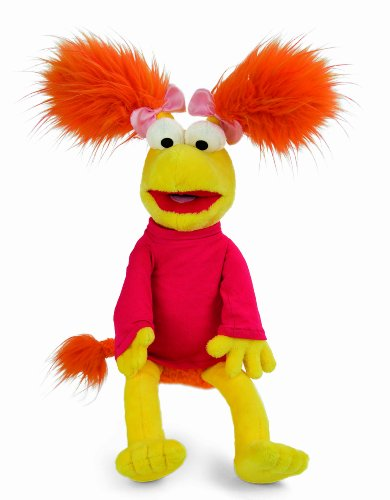Manhattan Toy Fraggle Rock Red Soft Toy