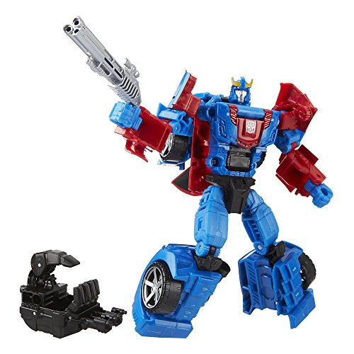 Transformers Generations Combiner Wars Deluxe Class Smokescreen