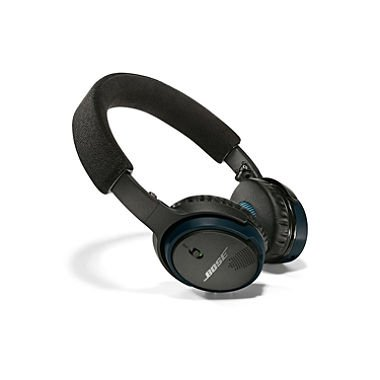 Bose 775347-0010 SoundLink On-Ear Bluetooth Headphones, Black