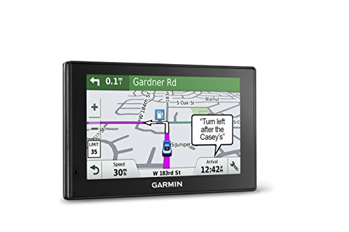Garmin DriveSmart 50LMT GPS Navigator, 5″ (Certified Refurbished), 010-N1539-01