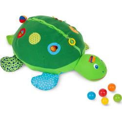 Melissa & Doug Turtle Ball Pit, Multicolor